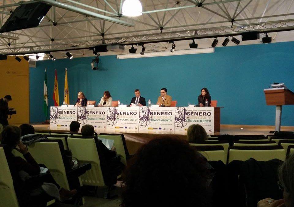 El SBRlab en el I Congreso sobre Género, Ciencia y Conocimiento