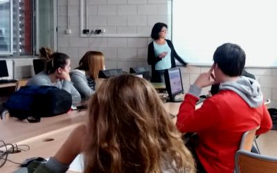 El SBRlab compromès amb la innovació docent en l'Escola Tècnica Superior d'Engenyeria (URV)