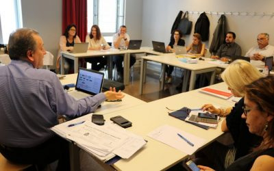 La URV dissenya un programa formatiu sobre vendes per a estudiants junt amb altres entitats europees