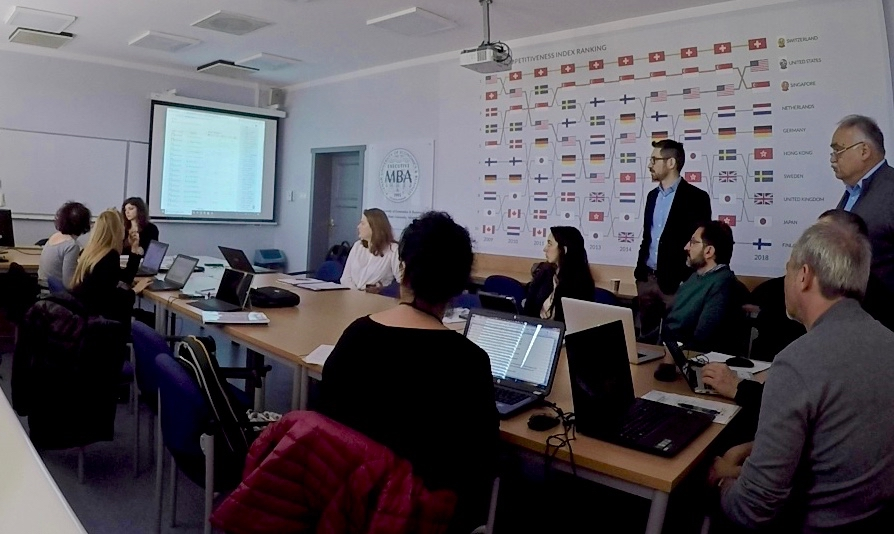 INKAMS: Un proyecto europeo de investigación pedagógica para ofrecer una plataforma innovadora para la formación en dirección internacional de ventas.
